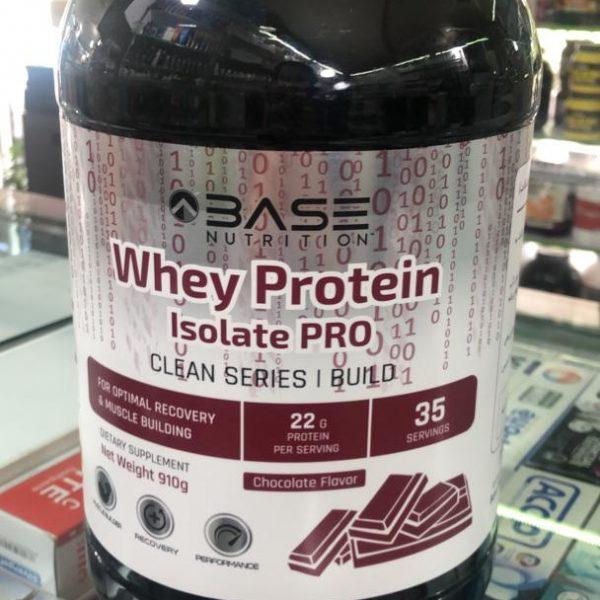 پودر پروتئین وی ایزوله پرو