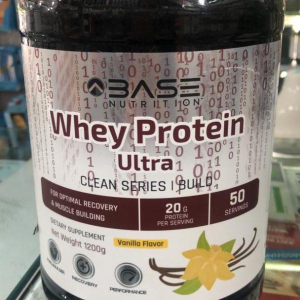 پودر پروتئین وی اولترا بیس